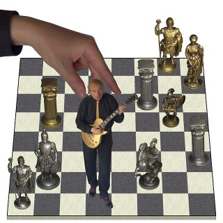 Manipulación en ajedrez