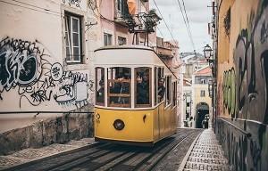 Coneixerem els tramvies de Lisboa