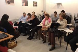 Imatge dels i les participants