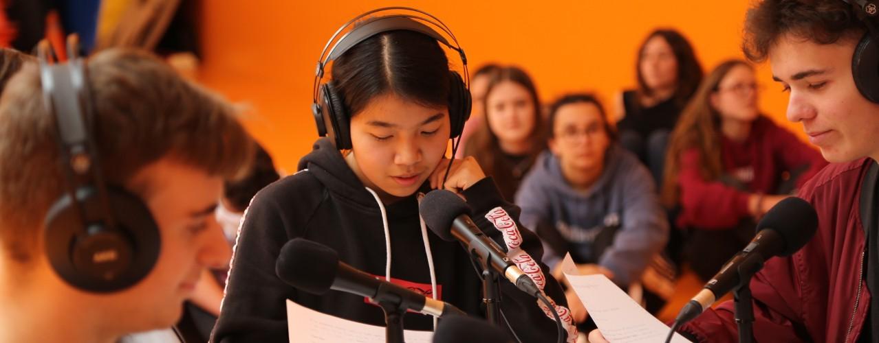 ràdio escolar