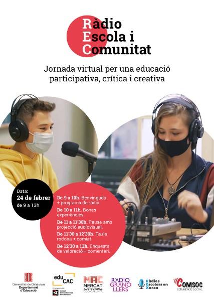 jornada radio escola comunitat rec