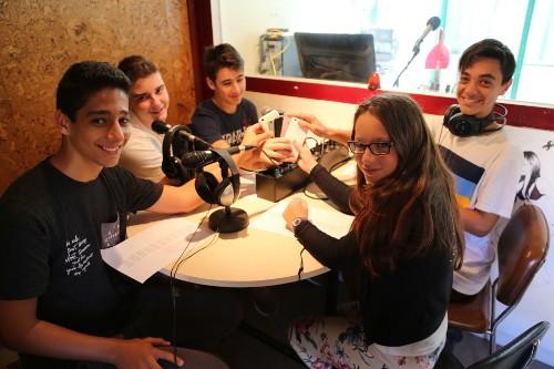 radio ametlla estudis