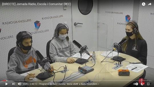 radio granollers bona vibra