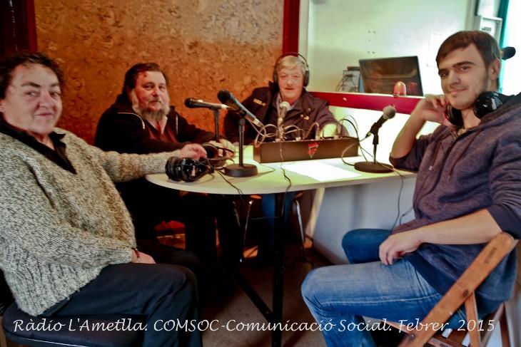 radio l'ametlla entrevista
