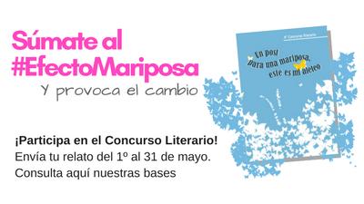 Concurso Literario Efecto Mariposa
