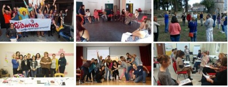 evolvet talleres locales entidades socias europa erasmus