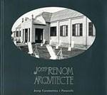 Josep Renom, arquitecte