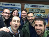 Equip de pràctiques al CN Sant Andreu
