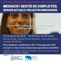 Jornada Girona Mediació i GAC