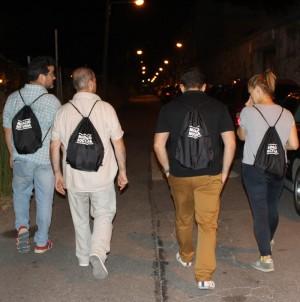 Mediació nocturna-foto Sara Muñoz