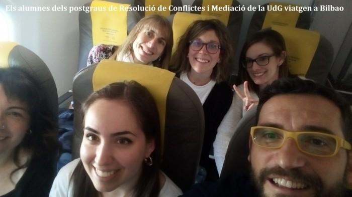 Avió a Bilbao