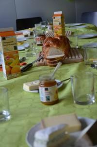Desayuno Fairtrade postvacacional receta mes septiembre 2015