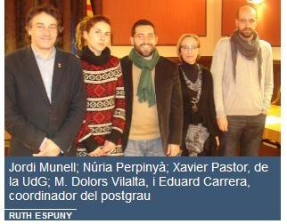 Candidata Núria Perpinyà