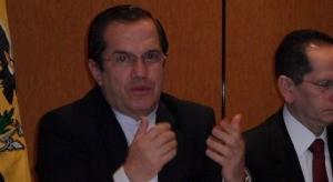 Foto D. Ricardo Partiño, Ministro Comercio Exterior Ecuador