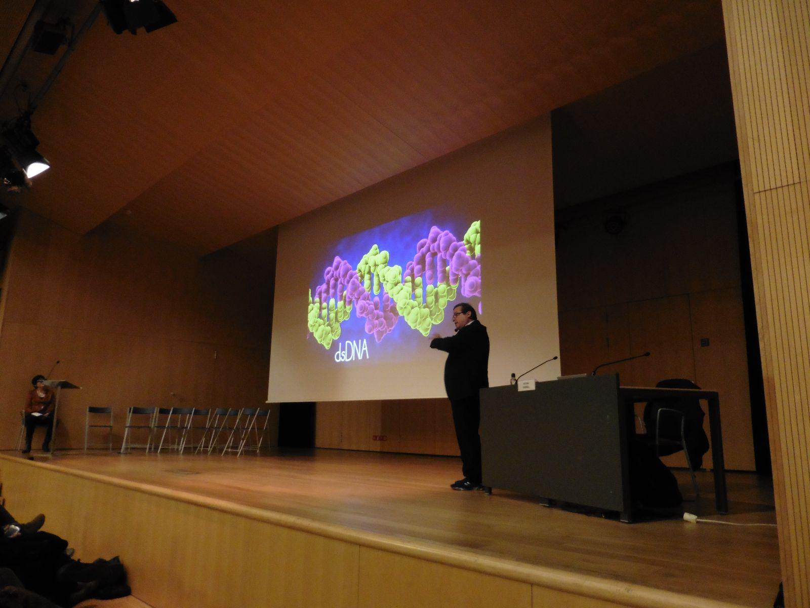 Ciència per Nadal a Sabadell