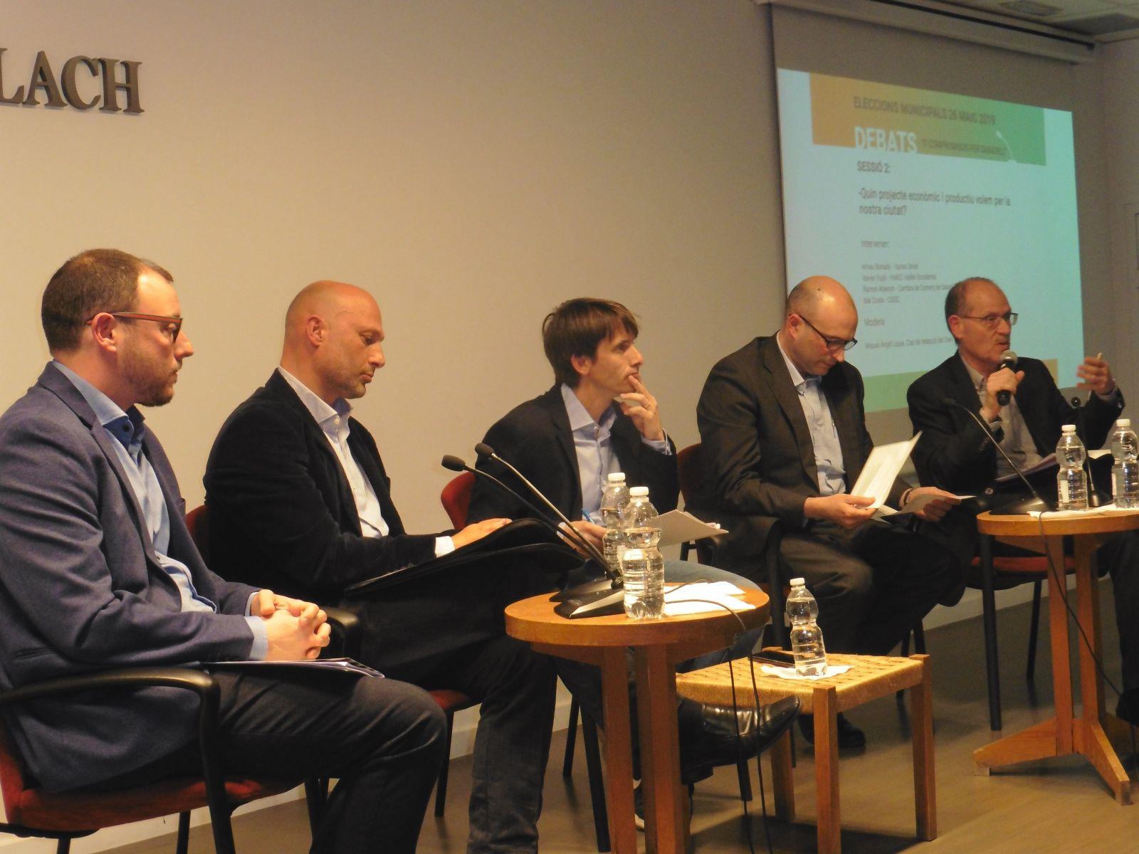 Debats 9 compromisos per Sabadell.