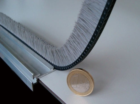 cepillo burlete flexible perfiles