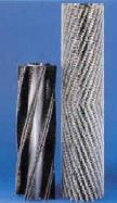 cepillo cilindrico rodillo guiado