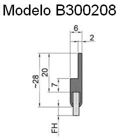 cepillo-burlete-flexible-B300208 burbuja