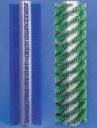 cepillos cilindricos rodillos diferentes disposiciones de fibra