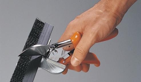 cortar cepillo burlete flexible