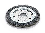 foto cepillo circular disco unico fibra abrasiva