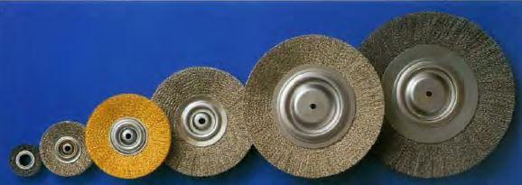 foto cepillos circulares estandar