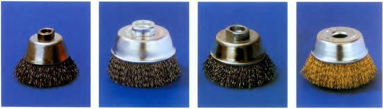 foto cepillos herramienta conicos