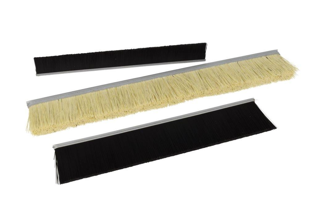 ejemplos de cepillos strip burlete obturacion