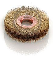 plano cepillo circular SH acero latonado