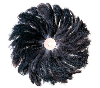 rodillo antiestatico quita polvo pluma de avestruz