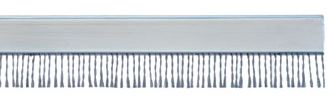 tira antiestatica fibra acero fino, cepillo antiestatico