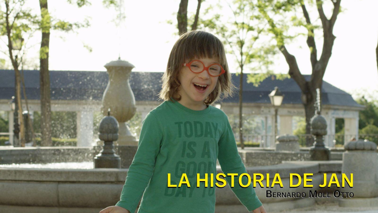 La historia de Jan, Bernardo Moll Olto
