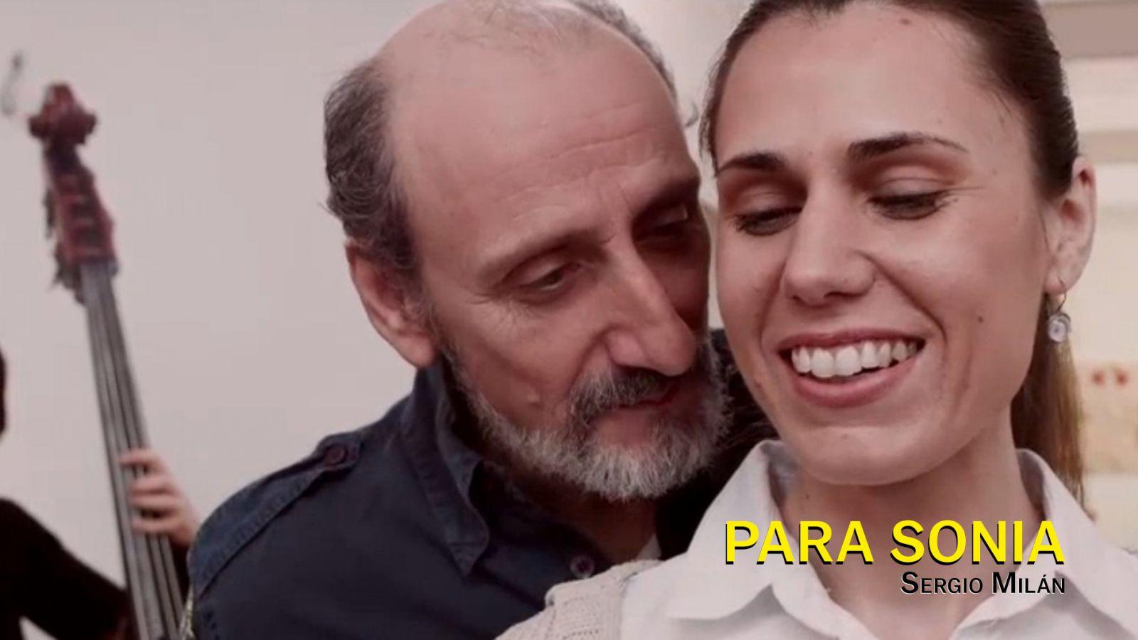 Para Sonia, Sergio Millán