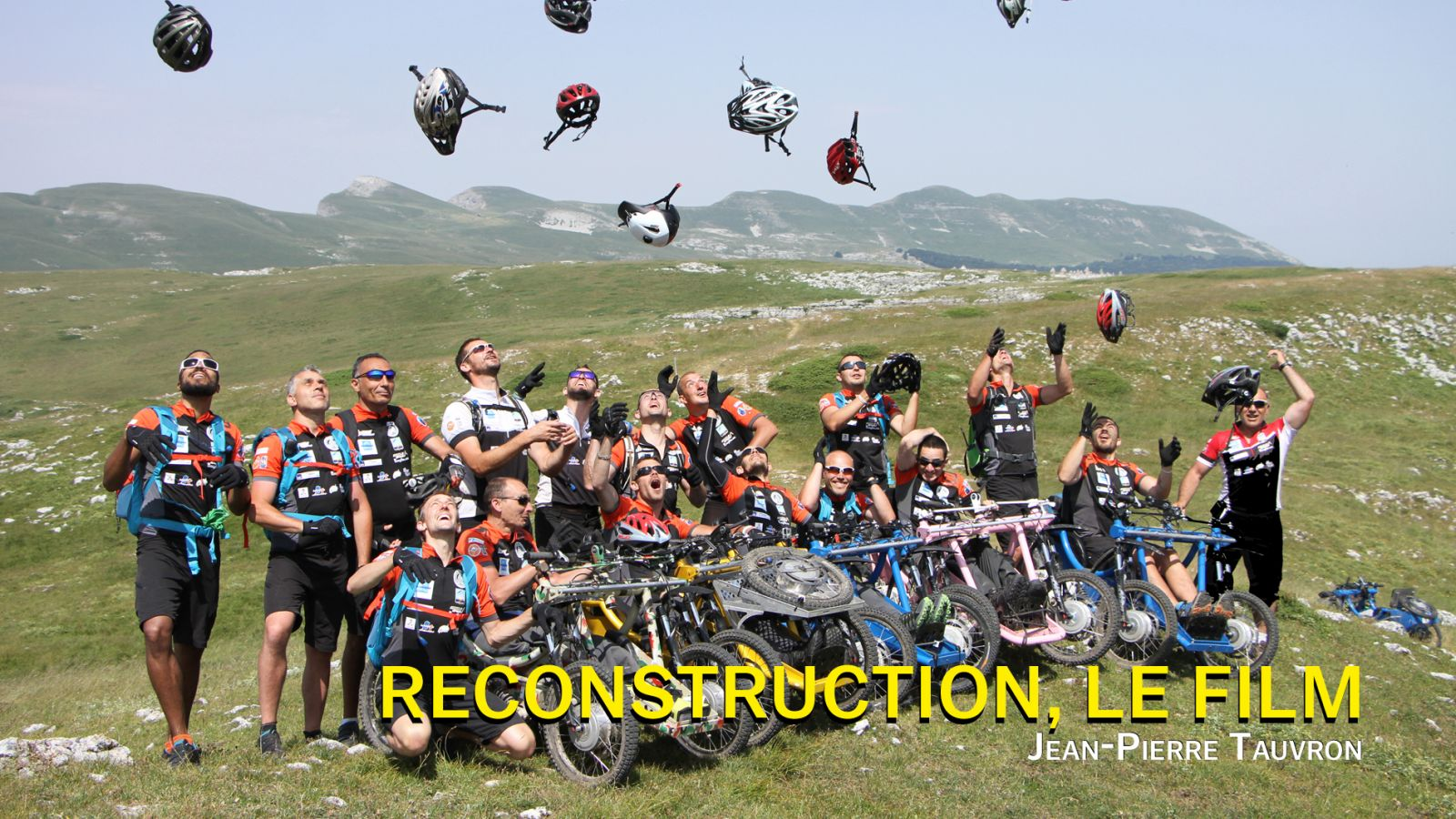 Reconstruction, le film. Jean Pierre Tauvron