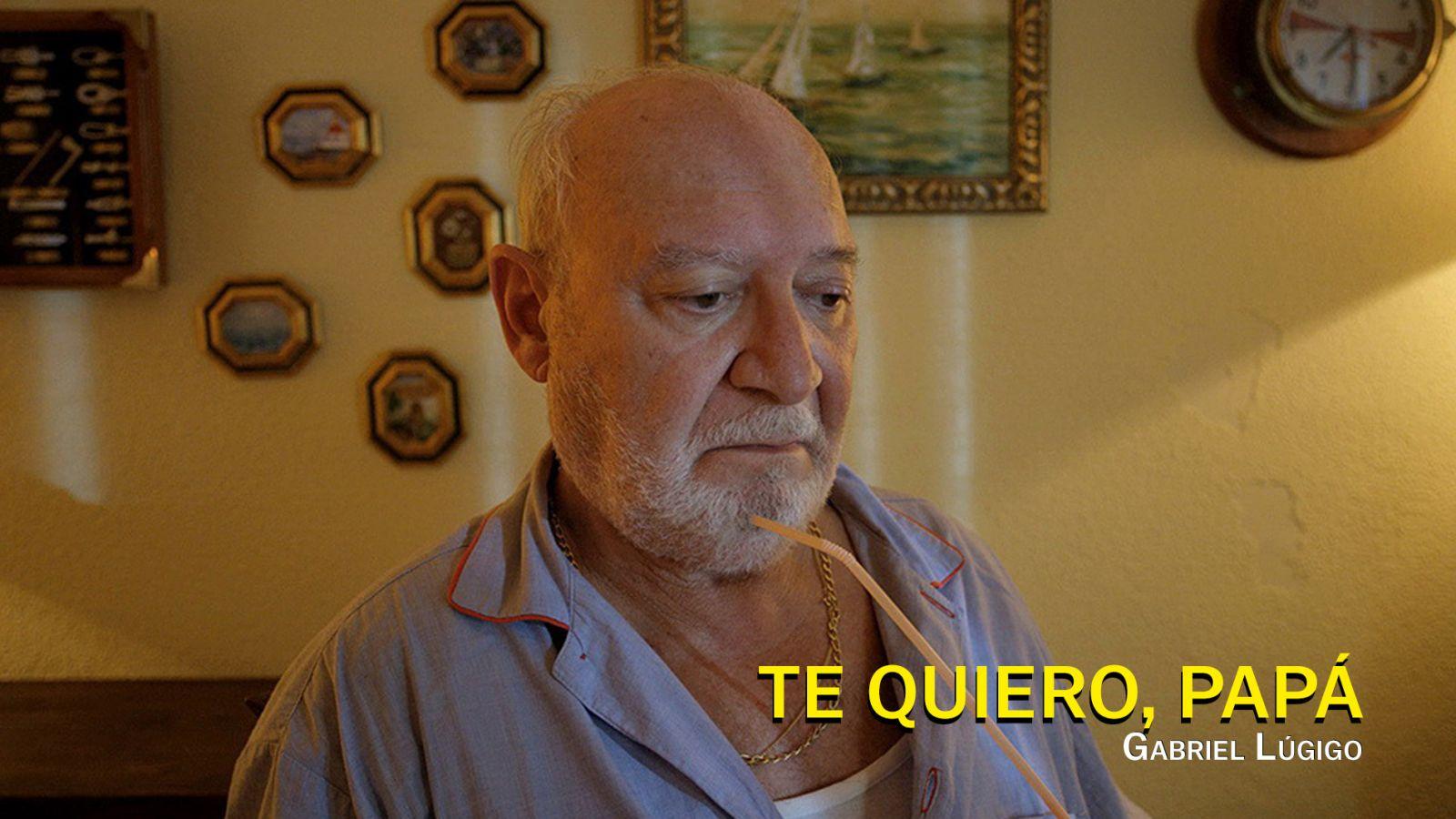 Te quiero papa, Gabriel Lugido