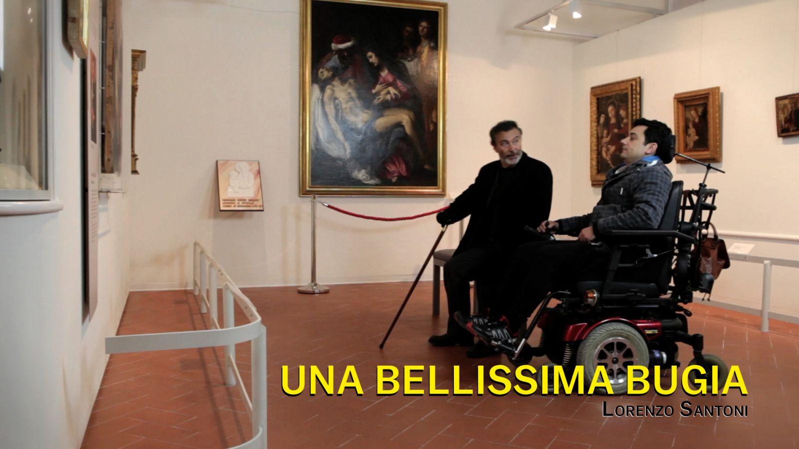 Una bellissima bugia, Lorenzo Santoni