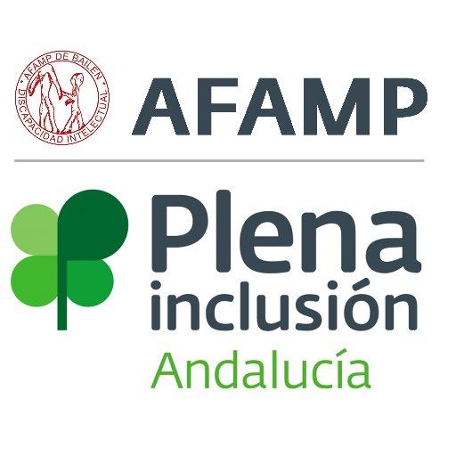 Logo AFAMP (Associación de familiares y amigos de persones con discapacidad intel·lectual)