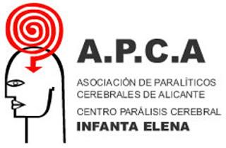 Logo ASOCIACIÓN DE PARALÍTICOS CEREBRALES DE ALICANTE (APCA)