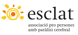 Logo Associació Esclat