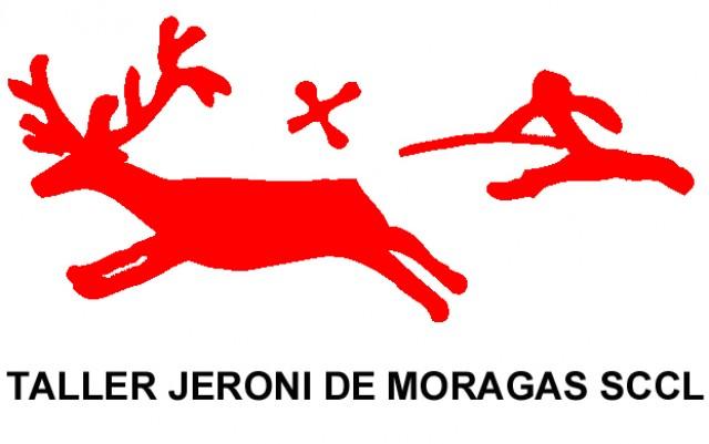 Logo Taller Jeroni de Moragas