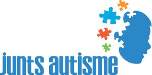 Logo Junts Autisme - Fundació Aprenem Maresme