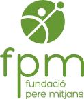 Logo Fundació Pere Mitjans