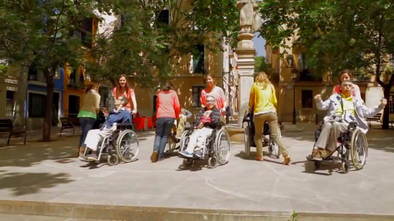 Imagen del video Una mirada de Álex