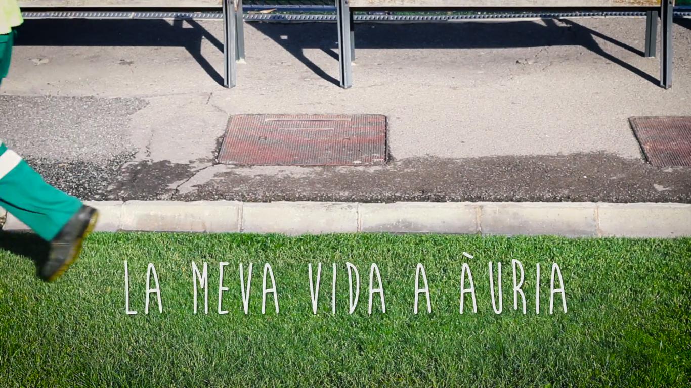 Imagen del video La meva vida és Àuria