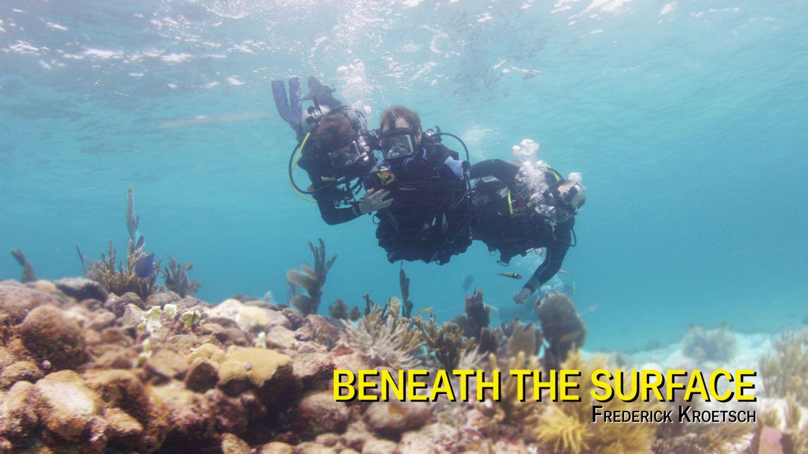 Beneath the surface, Frederick Kroetsch