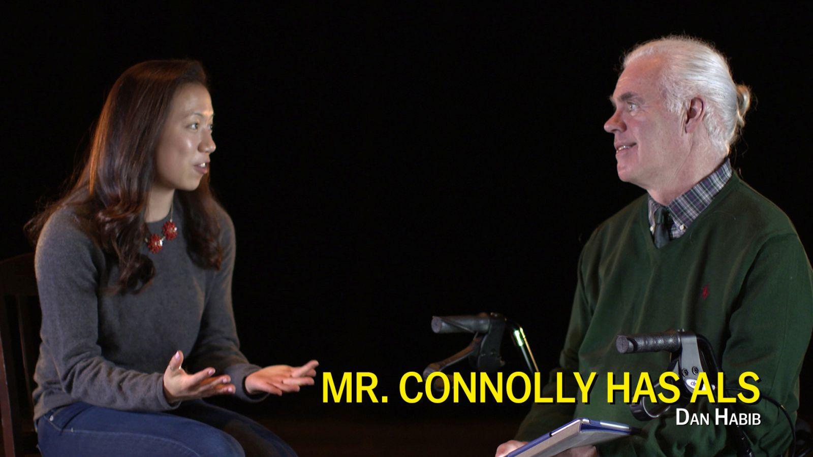 Mr Connolly has als, Dan Habib