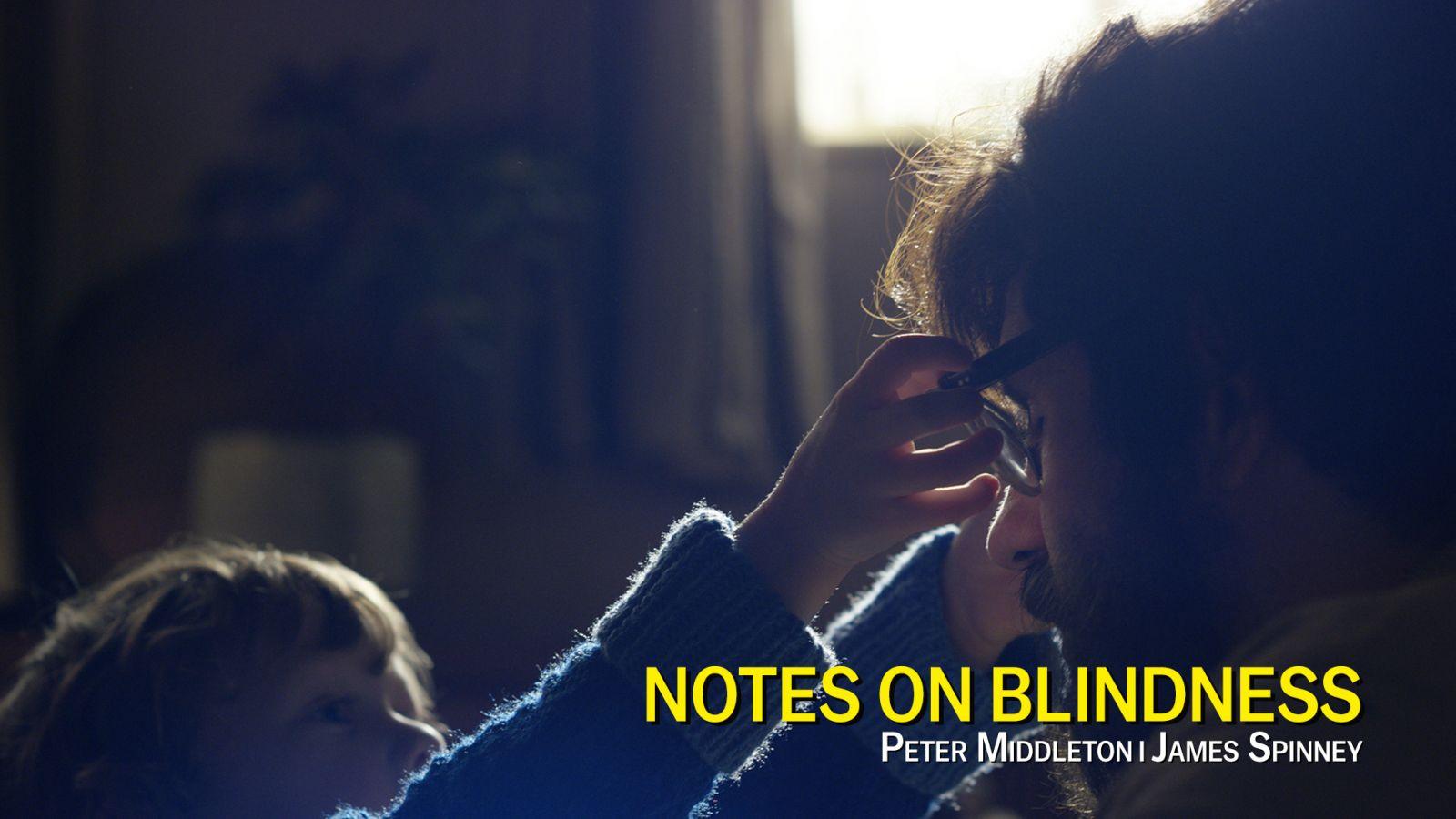 Notes on blindness, Peter Middleton i James Spinney