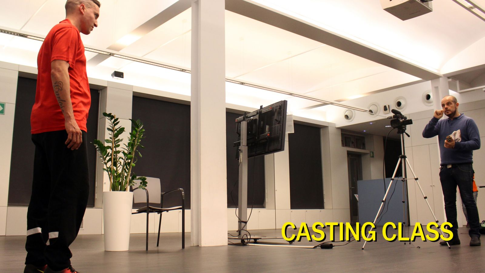 Casting class
