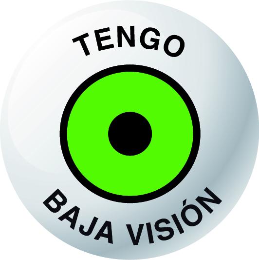 Logo Tengo baja visión